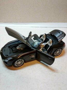Модели - Модель Mercedes-Benz SLS AMG Roadster 1:18, 0