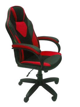 Компьютерные кресла - Кресло Геймер TW цвет красный, 0