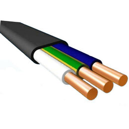 Кабели и провода - Кабель ввг-нг 3*4 (100м) гост, 0