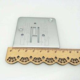Аксессуары и запчасти - Игольчатая пластина с зубьями для швейных машин, 0