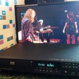 DVD и Blu-ray плееры - JVC SR-HD1500 – Blu-Ray/HDD/USB/SD рекордер. Инструкция, сервис, пульт, кабели. , 0