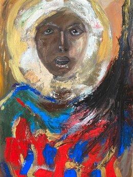 Картины, постеры, гобелены, панно - Солнце в пустыне , 0