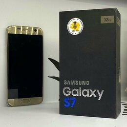 Мобильные телефоны - Смартфон Samsung Galaxy S7 (32GB) , 0