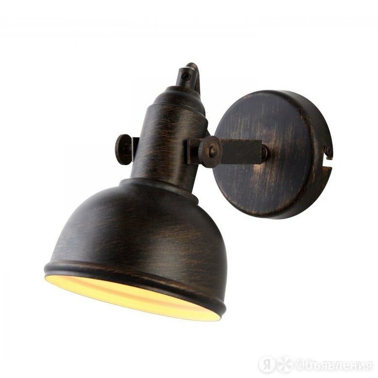 Спот Arte lamp Martin A5213AP-1BR по цене 1680₽ - Интерьерная подсветка, фото 0