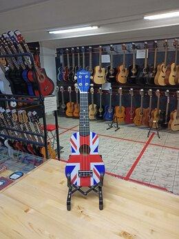 Укулеле - Укулеле британский флаг сопрано, 0