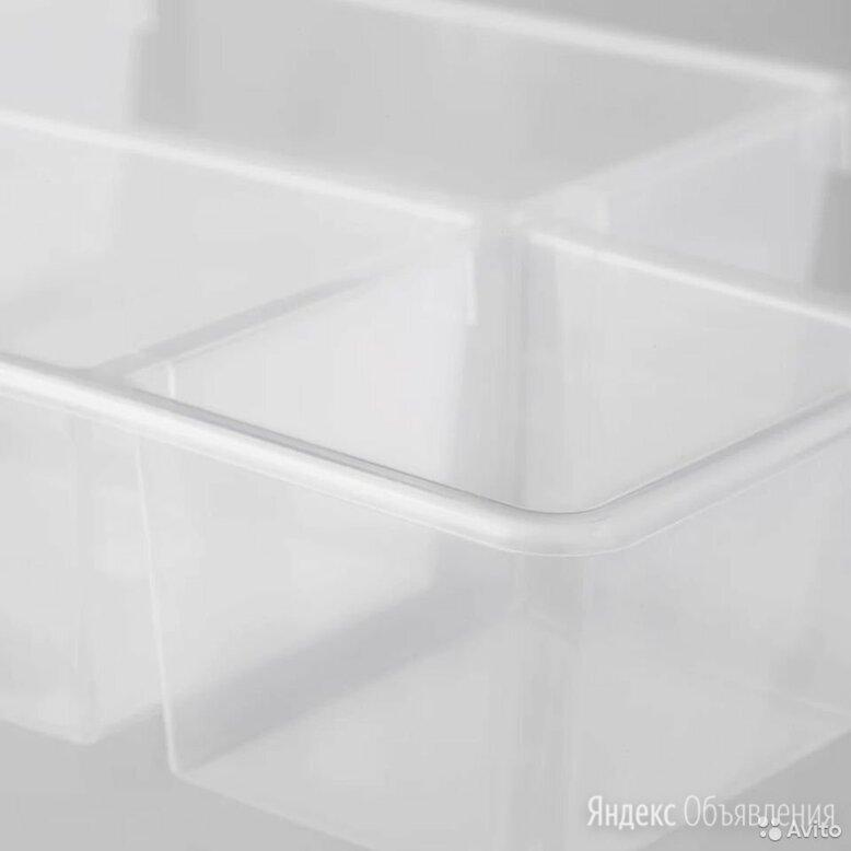 Разделитель органайзер контейнер антониус IKEA ике по цене 100₽ - Органайзеры и кофры, фото 0