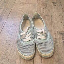 Кроссовки и кеды - Сетчатые кеды 38-39 H&M, 0