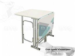 Компьютерные и письменные столы - Стол-тумба Геометрик, 0