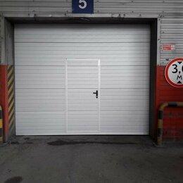Заборы и ворота - Секционные ворота, 0
