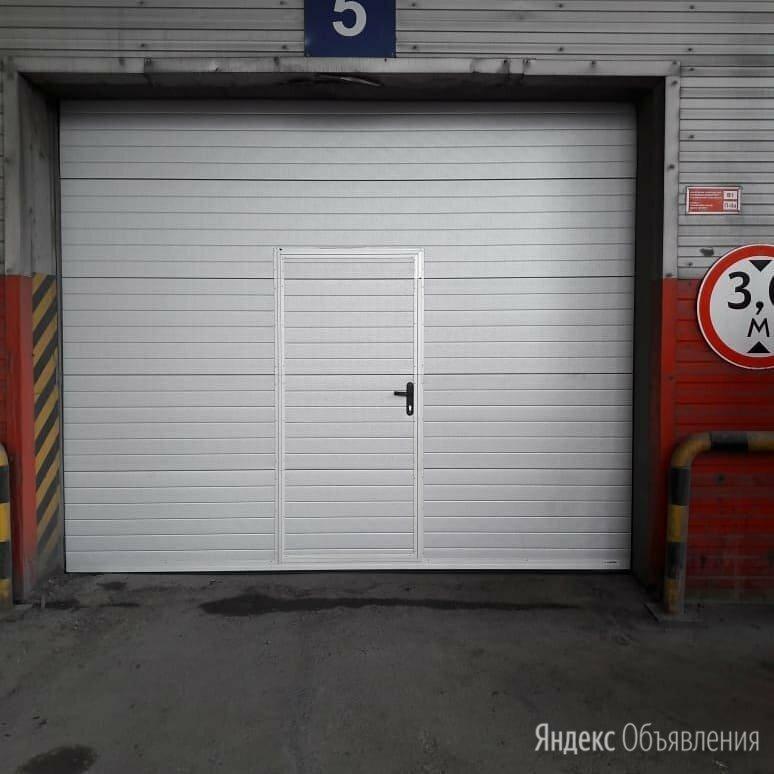 Секционные ворота по цене 49422₽ - Заборы, ворота и элементы, фото 0
