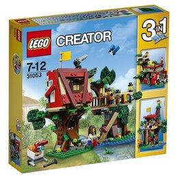 Конструкторы - Домик на дереве, Lego Creator, арт. 31053, 0