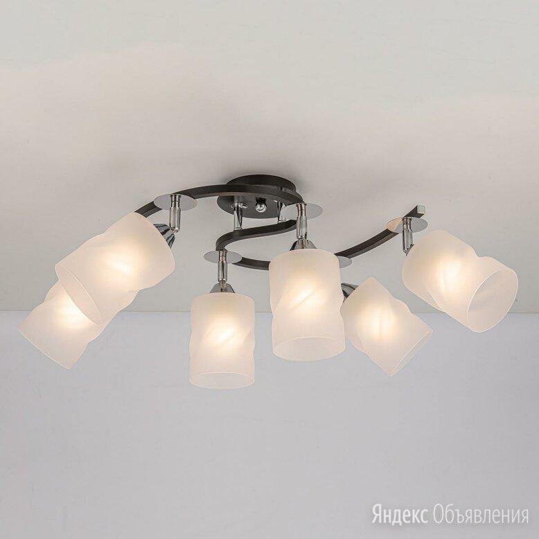 Потолочная люстра Citilux Сиерра CL119261 по цене 9490₽ - Люстры и потолочные светильники, фото 0