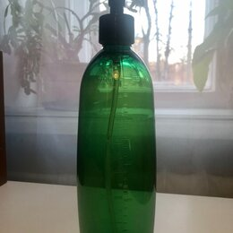 Шейкеры и бутылки - Бутылка Икеа Борстад с дозатором новая 750 мл, 0