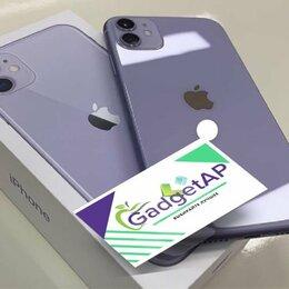 Мобильные телефоны - iPhone 11 128Gb Purple (фиолетовый), 0