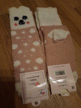 Колготки и носки - носки новогодние, 0