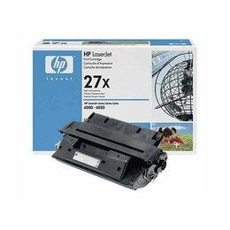 Аксессуары для принтеров и МФУ - Заправка картриджа HP C4127X (27X), для принтеров HP LaserJet /LJ-4000, LaserJe, 0