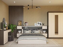 Шкафы, стенки, гарнитуры - спальный гарнитур бася, 0