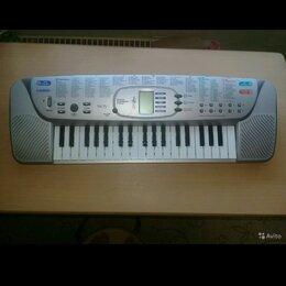 Детские наборы инструментов - Сентизатор  CASIO SA-75, 0