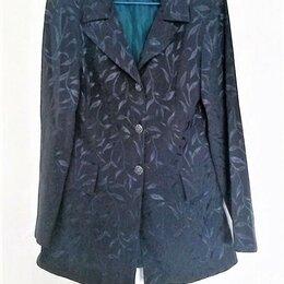 Костюмы - Костюм новый (пиджак+платье), р.42, 0