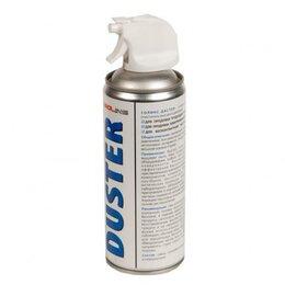 Чистящие принадлежности - DUSTER сжатый воздух для продувки от пыли DUSTER Solins объем 400мл, 0