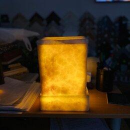 Ночники и декоративные светильники - Ночник из оникса, 0