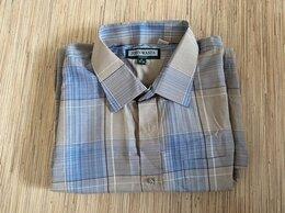 Рубашки - Рубашка мужская с длинным рукавом p. 60-62, 0