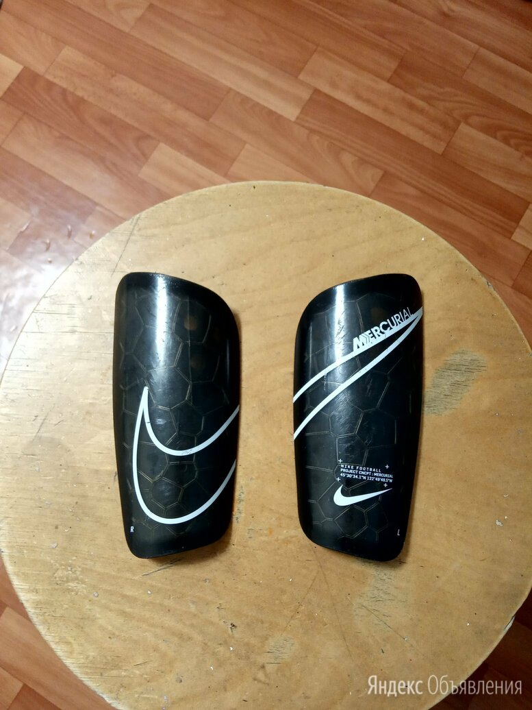 Щитки Nike Mercurial по цене 200₽ - Спортивная защита, фото 0