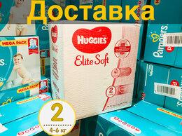 Подгузники - Подгузники Huggies Elite Soft, 0