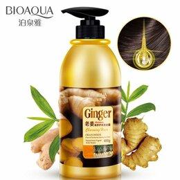 Шампуни -  Питательный шампунь для волос с экстрактом имбиря, 0