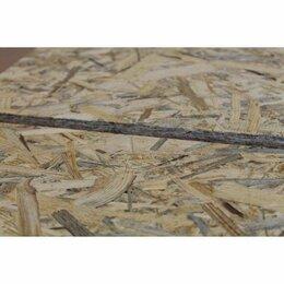 Древесно-плитные материалы - Продам OSB-3 12мм c опалубки б/у куски листы, 0