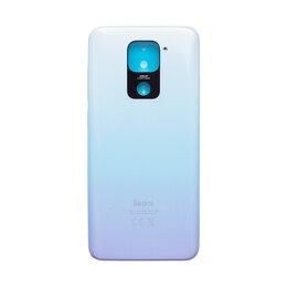 Корпусные детали - Задняя крышка для Xiaomi Redmi Note 9 - Белая, 0