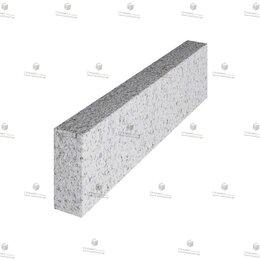 Тротуарная плитка, бордюр - Бордюр гранитный ГП-4, 0
