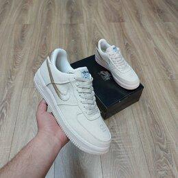 Кроссовки и кеды - Кроссовки Nike Air Force 1 Stussy , 0