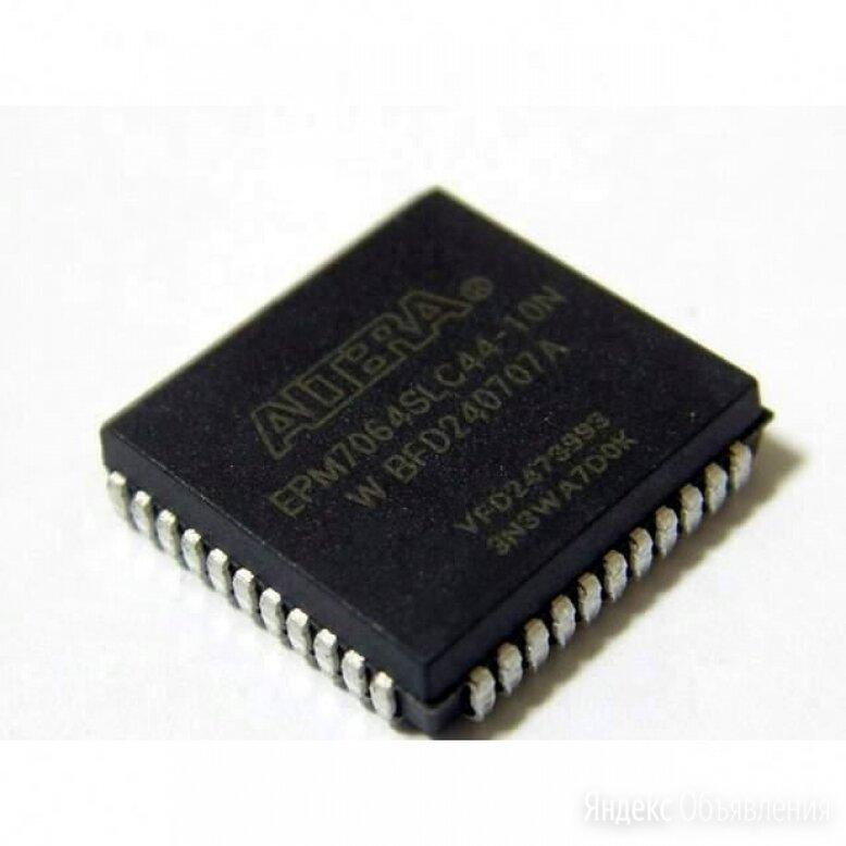 EPM7064SLC44-10N, ПЛИС семейства MAX 7000 [PLCC-44] по цене 600₽ - Картриджи, фото 0