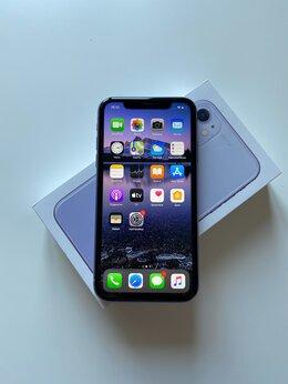 Мобильные телефоны - iPhone 11 256GB Purple, в новом состоянии (7…, 0