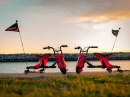 Электромобили - Дрифтовый электробайк RAZOR Drift Rider, 0