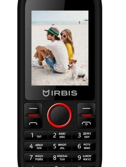 Мобильные телефоны - Сотовый телефон irbis SF54, 0