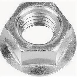 Шайбы и гайки - Гайка М20 DIN 6923, 0