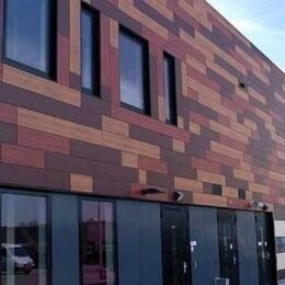 Фасадные панели - Линеарные панели, 0