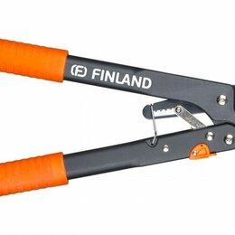 Ручные секаторы, высоторезы, сучкорезы - 1712 Сучкорез с храповым механизмом 2-в-1 finland, 0