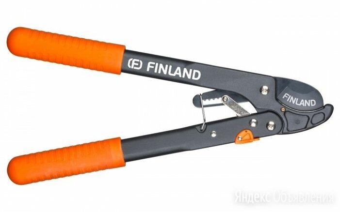 1712 Сучкорез с храповым механизмом 2-в-1 finland по цене 1768₽ - Ручные секаторы, высоторезы, сучкорезы, фото 0