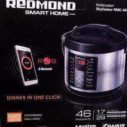 Мультиварки - Мультиварка Redmond RMC –M40S новая , 0