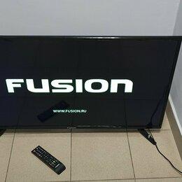 Телевизоры - Телевизор Fusion fltv-42K11, 0