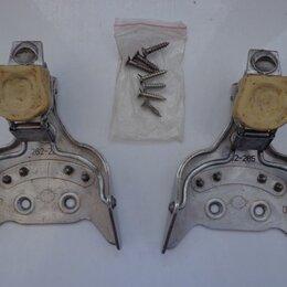 Крепления - Крепления для лыж 262 - 285 алюминий СССР, 0