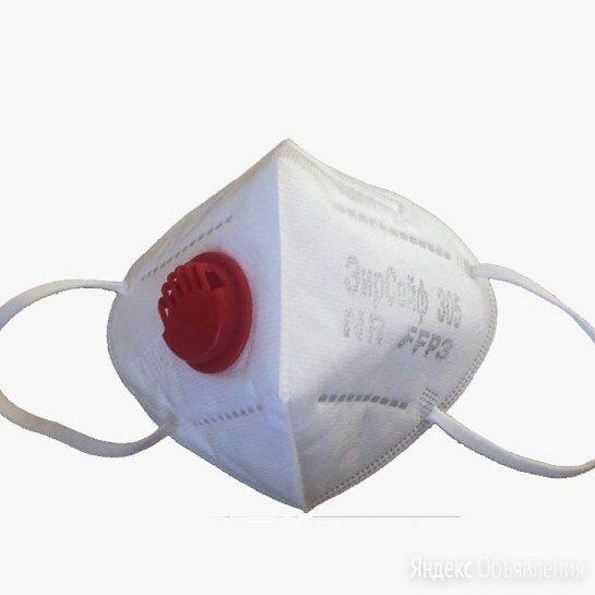 Респиратор KN95 FFP3 с РУ пр-во РФ по цене 23₽ - Средства индивидуальной защиты, фото 0