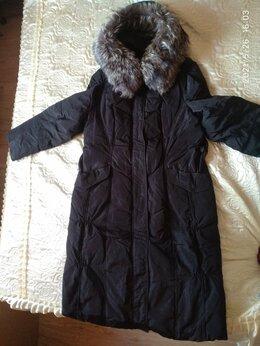 Пальто - Пальто женское зимнее размер 48-50, 0