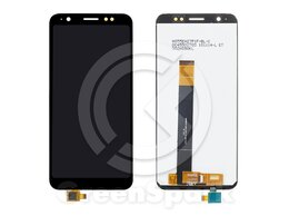 Дисплеи и тачскрины - Дисплей для Asus Zenfone Live ZA550KL +тач черный, 0