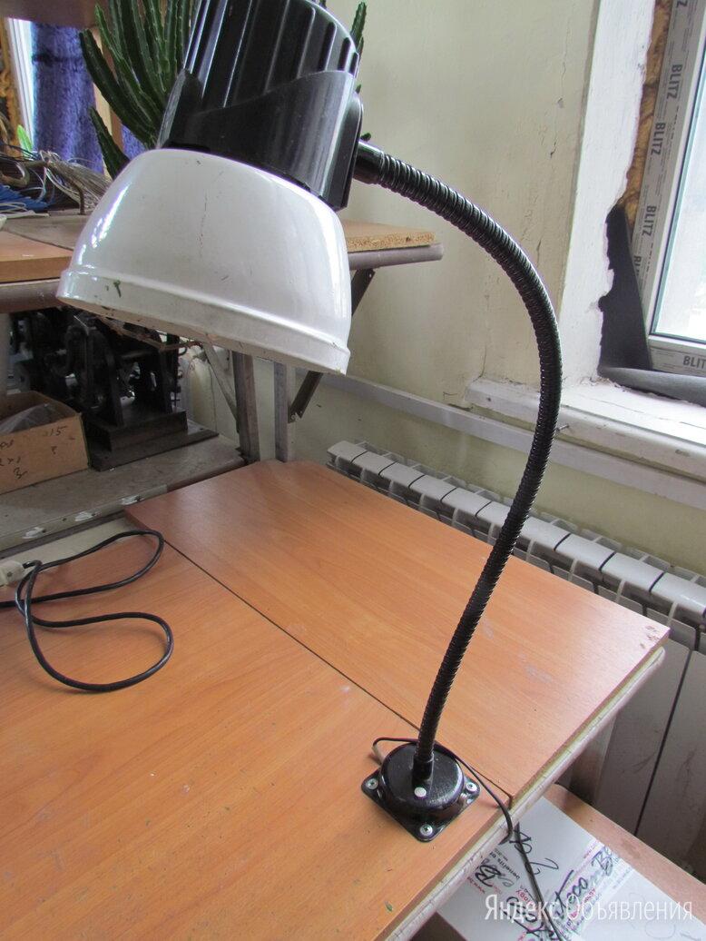 Светильник регулируемый Ватра НКП 03У-60-004 по цене 590₽ - Настольные лампы и светильники, фото 0