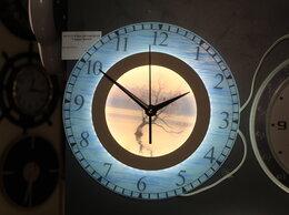 Бра и настенные светильники - Бра с часами, 0