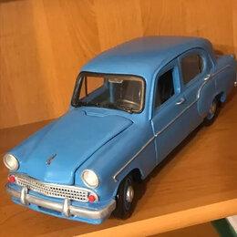 Сборные модели - Москвич 407, 0
